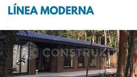 LINEA MODERNA CONSTRUKIT