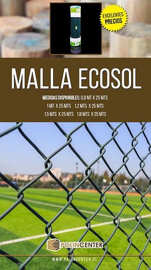 MALLA ECOSOL