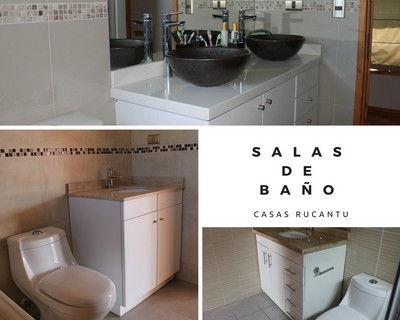 Salas d Bañ Casas Rucantu
