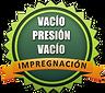 Impregnacion Vacío - Presión - Vacío