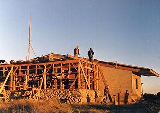 Construcción Tradicional de los Años 80s