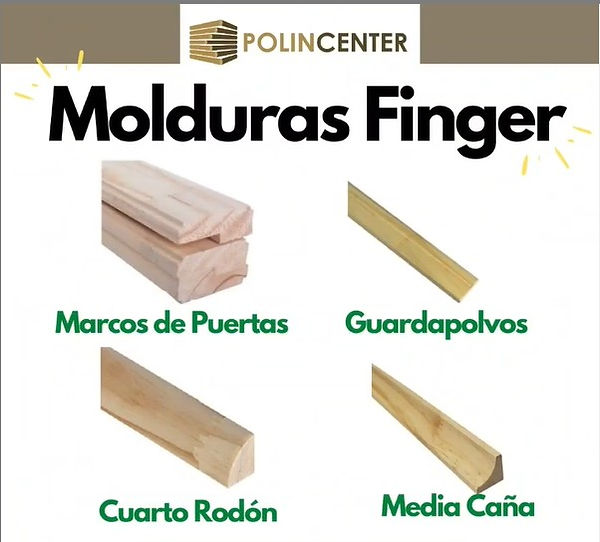 Molduras Finger
