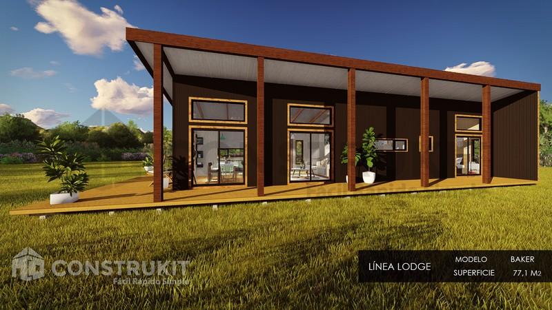 CONSTRUKIT - Línea Lodge