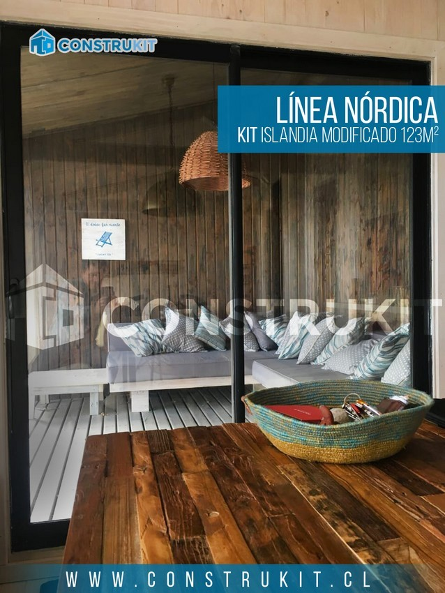 CONSTRUKIT - Línea Nórdica