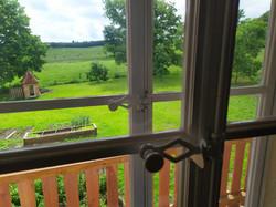 Espagnolette pour double fenêtre