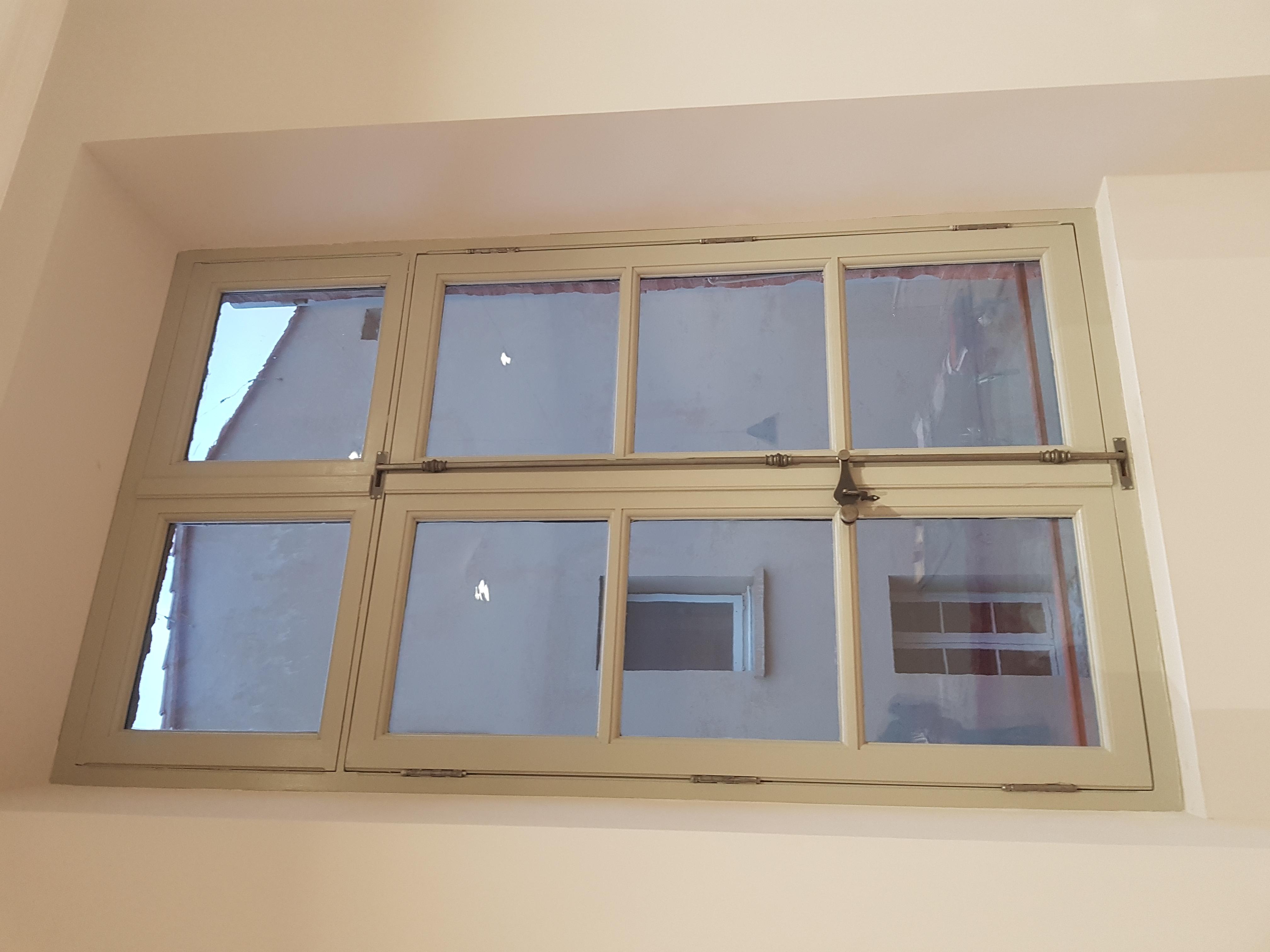 Espagnolette de fenêtre