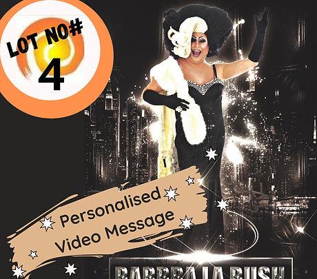 Lot 4 Barbara La Bush video message.jpeg