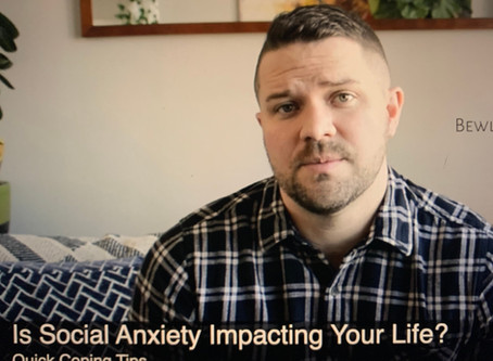 Quick Tips To Cope With Social Anxiety