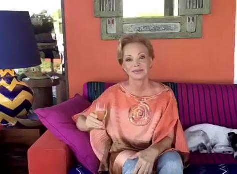 """Un brindis por la """"vieja normalidad"""" en la nueva letra de """"Juntos"""", de Paloma San Basilio"""