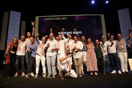 Sancho BBDO  y OMD Colombia lideran el ranking histórico de Effie Latam
