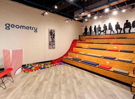 Con inversión de 2 millones de dólares en sus oficinas, Geometry se reinventa