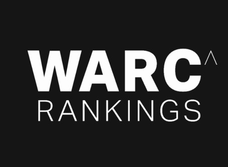 'WARC 100' reconoce el trabajo de agencias UCEP entre las más efectivas y creativas del mundo