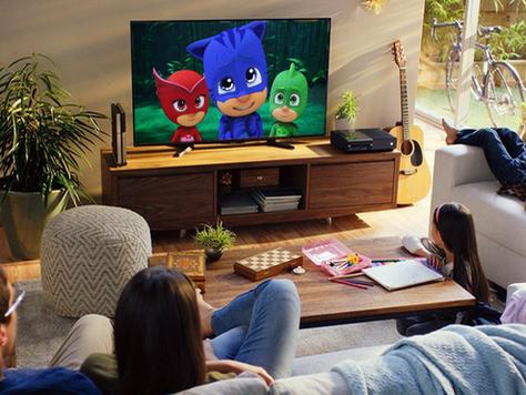 Cifras reflejan aumento en el consumo de TV entre jóvenes y adultos por aislamiento ante Covid-19