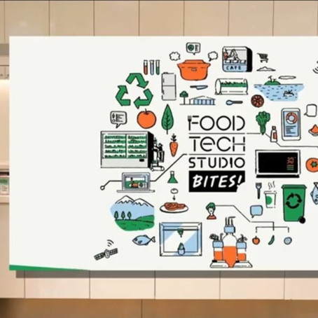 [Medium] Introducing the Iconic Food Company Partners of Food Tech Studio — Bites!