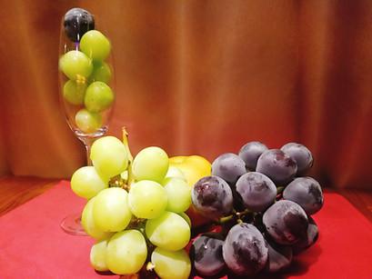 秋の味覚!旬なフルーツを仕入れました♪