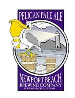 Newport Beach Brewing Label