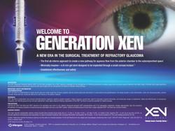 XEN Tabletop display