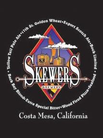 Skewers Label