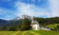 Almbachklamm a Untersberg