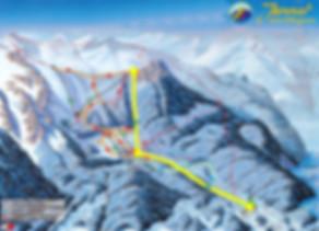 Jenner Skikarte
