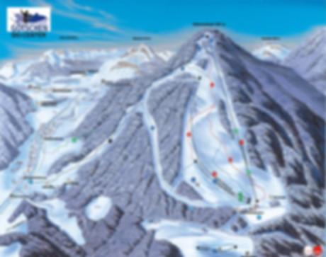 Götschen Skikarte