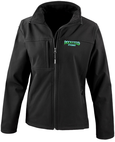 Rockfield Ladies' SOFTSHELL JACKET