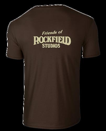 Friends of Rockfield Bands Teeshirt