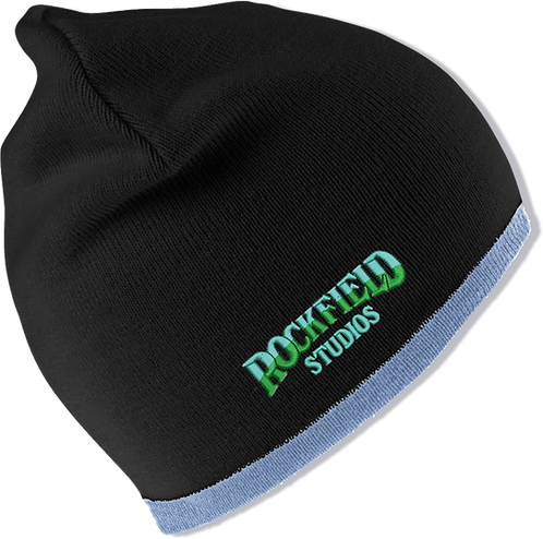 Rockfield Classic Contrast Pull-on Beanie!