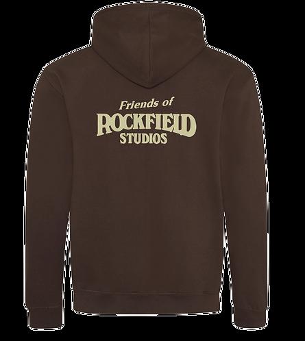 Friends of Rockfield Bands Hoodie