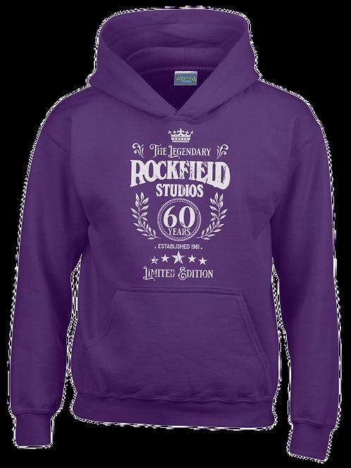 "KIDS Rockfield ""60th Anniversary"" HOODIE"