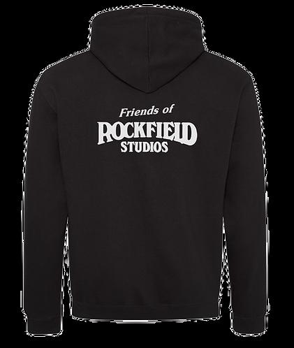 Friends of Rockfield Contrast Bands Hoodie