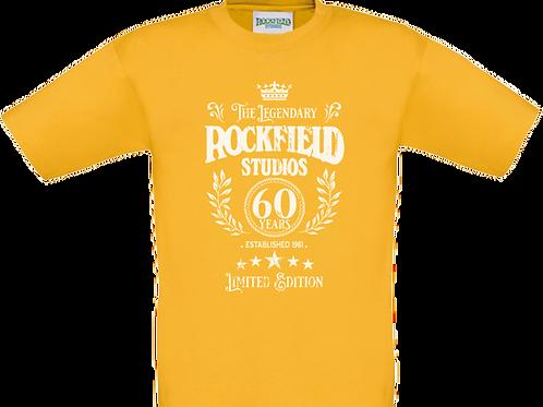 KIDS Rockfield 60th Anniversary Teeshirt