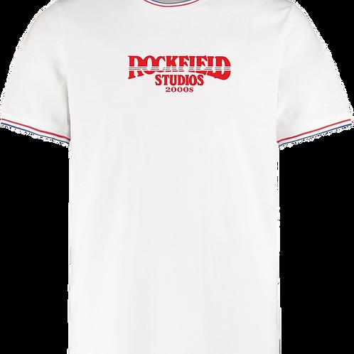 """Rockfield 2000s"" Contrast Trim Teeshirt"