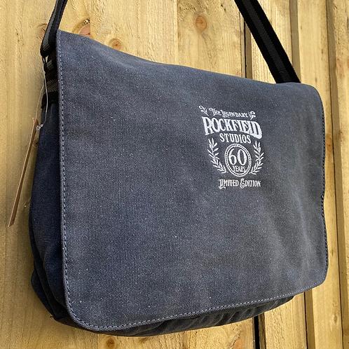 Rockfield Vintage Canvas Despatch Bag