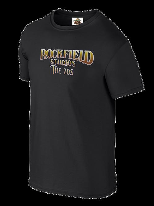 Rockfield Decades 1970s Teeshirt