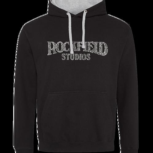 Rockfield 2020 Contrast Bands Hoodie