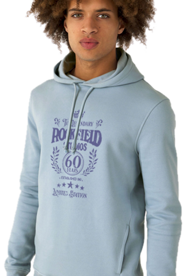Rockfield Organic 60th Anniversary Hoodie