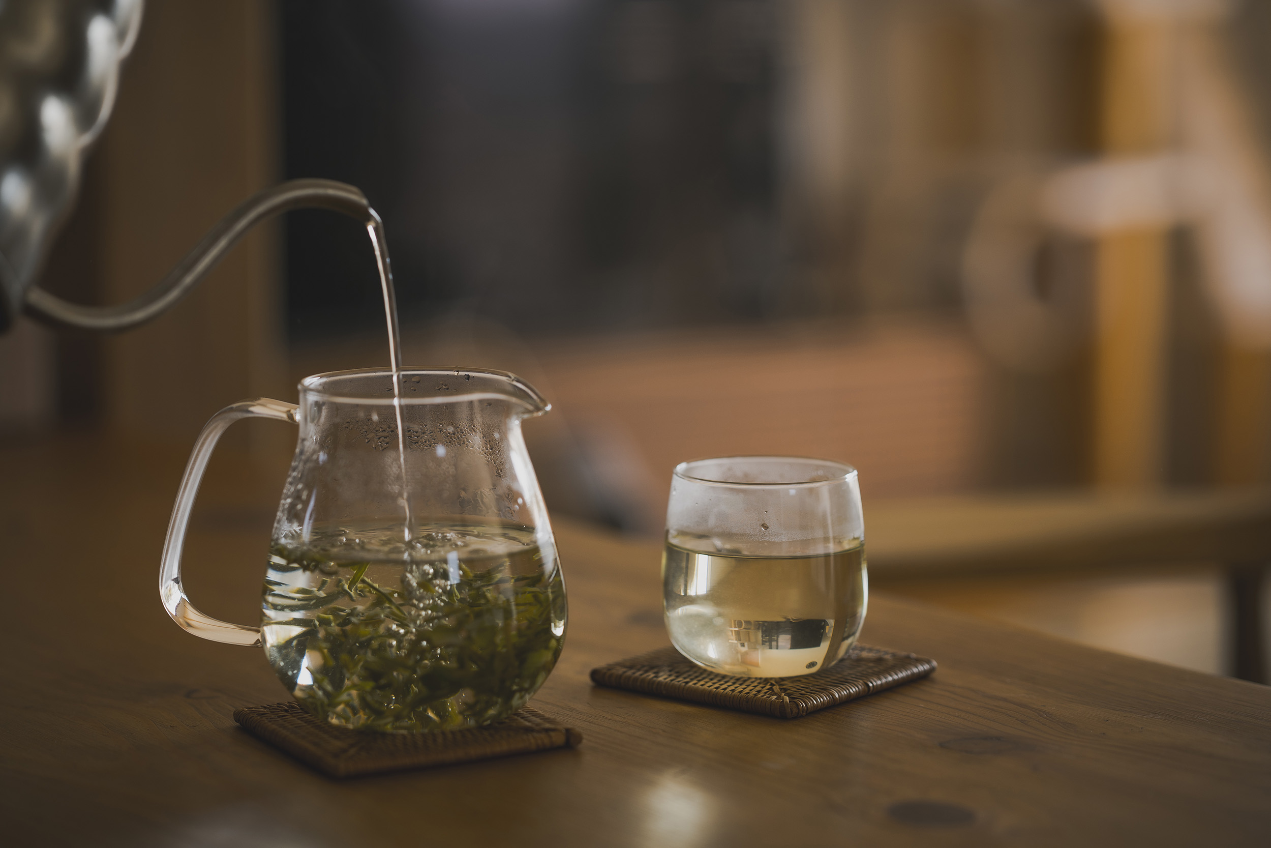 獅子島 アロエ紅茶