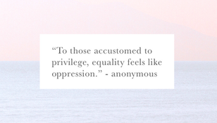 Why intersectional feminism is feminism at its best...