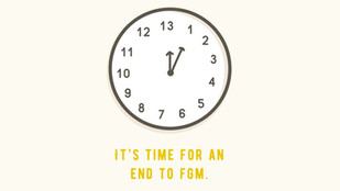 Let's talk about: FGM