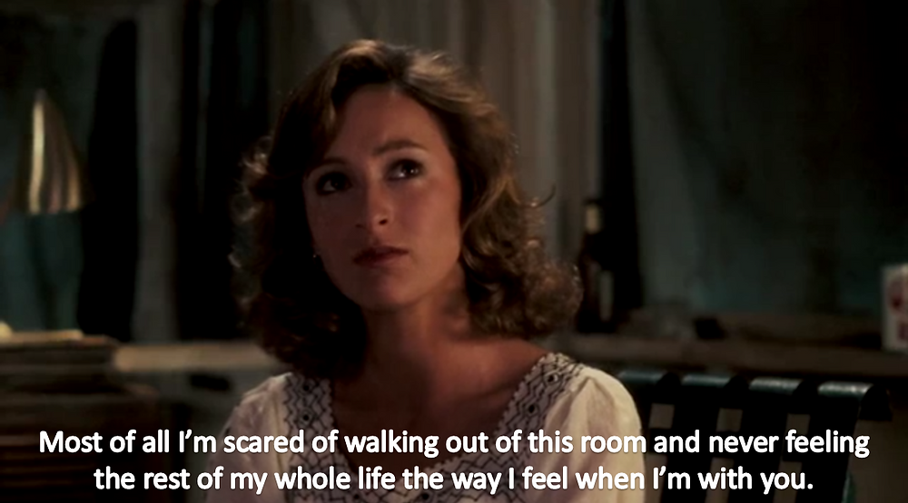 Baby Francis Houseman dirty dancing quote, feminist icon, popular culture, horrendously feminist blog