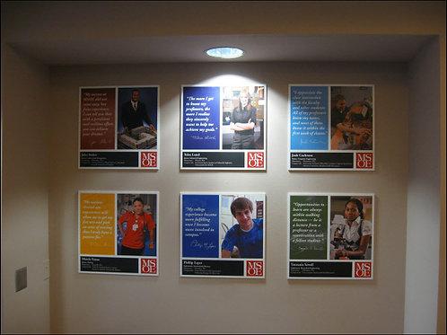 Custom Foam Board Signs | APU Marketing & Design, Inc