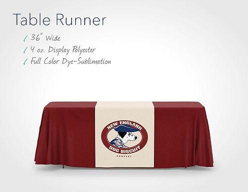 Custom Table Runners