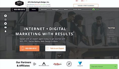 APU Marketing & Design, Inc