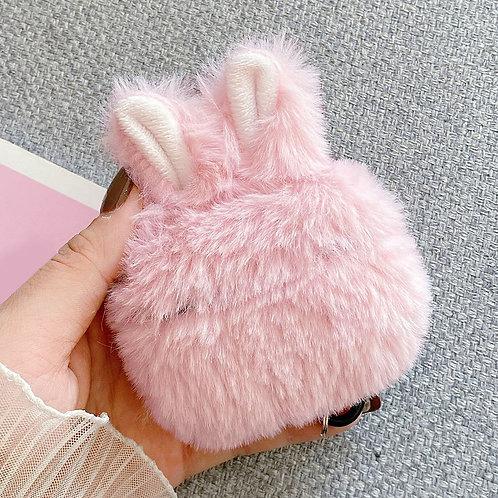Soft Fluffy AirPod Case