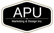 APU Marketing & Design, Inc. logo pic.
