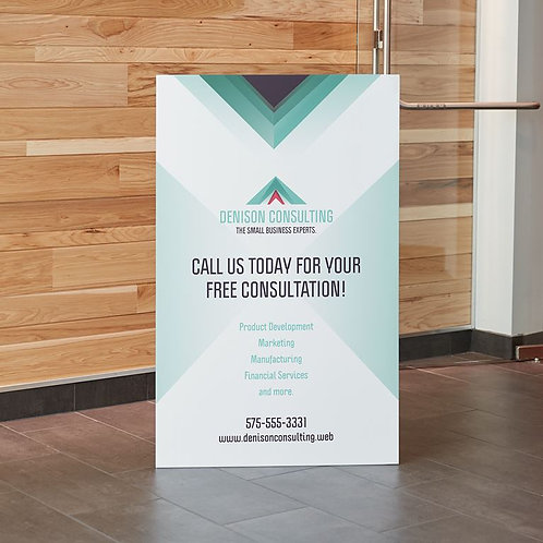 Custom Floor Stand-Ups | APU Marketing & Design, Inc