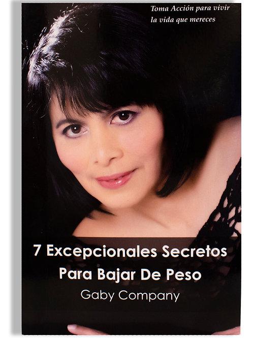 7 Excepcionales Secretos Para Bajar de Peso