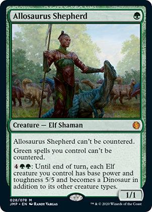 Allosaurus Shepherd (JMP)