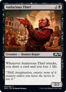 Audacious Thief